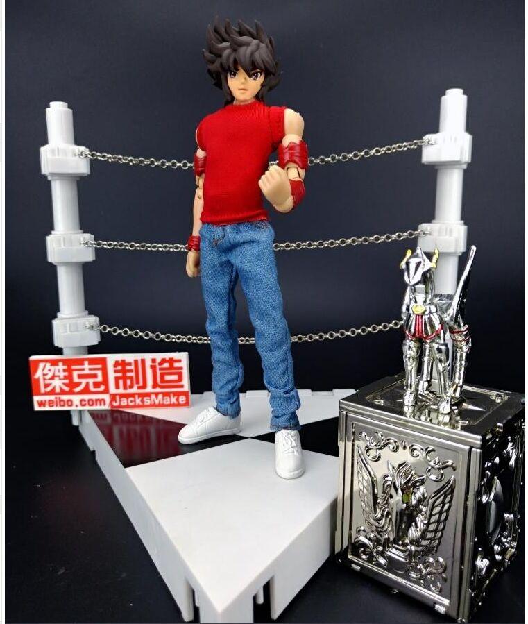 in stock JacksDo pegasus PEGASO doll pvc action figure toy