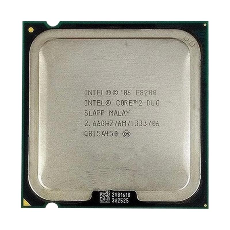 INTEL Xeon Dual Core E8200  Cpu (2.667GHz /6M Cache /FSB 1333 )still Have Sale  Intel E8200 LGA775 CPU