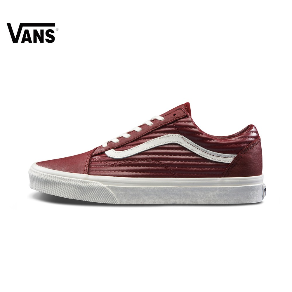 Original Vans New Arrival Men's and Women's Unisex Old Skool Low Top Skateboarding Shoes Canvas Sport Shoes Sneakers