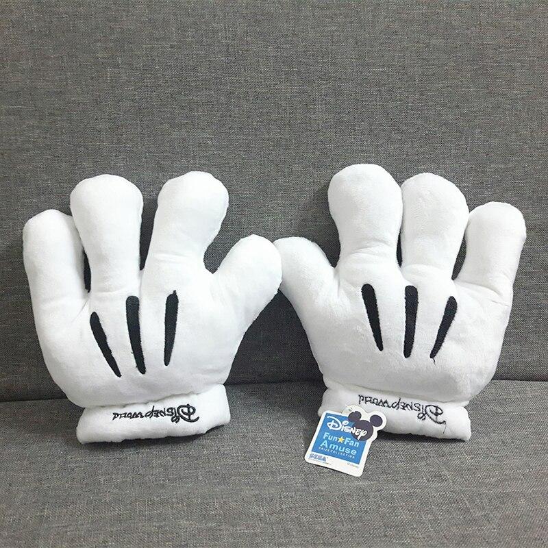 Preiswert Weihnachtsgeschenk warm Plüsch weiche Handschuhe MICKEY ...