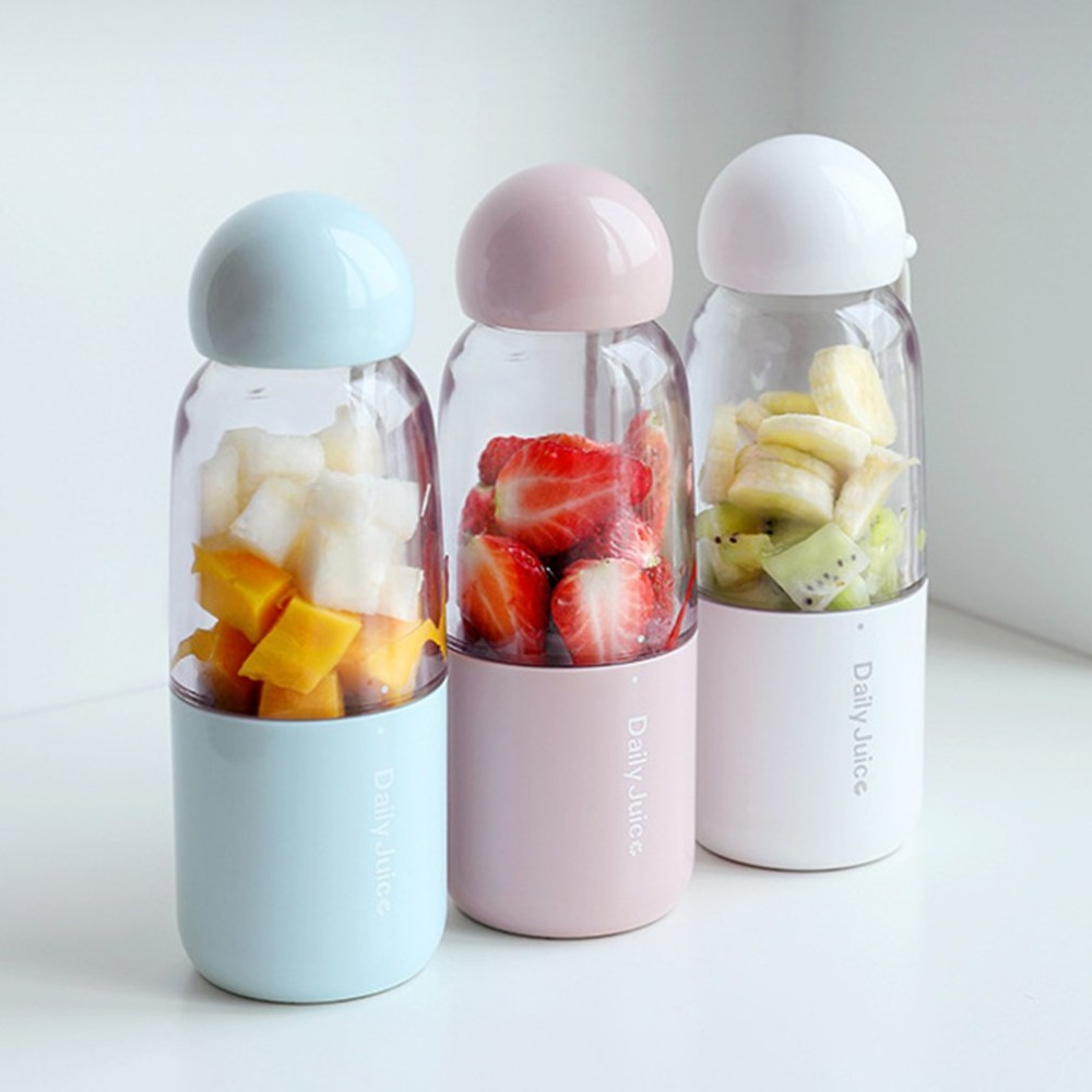 USB Rechargeable Juicer Cup Portable Electric Automatic Vegetables Fruit Juice Maker Cup Juice Extractor Blender Bottle
