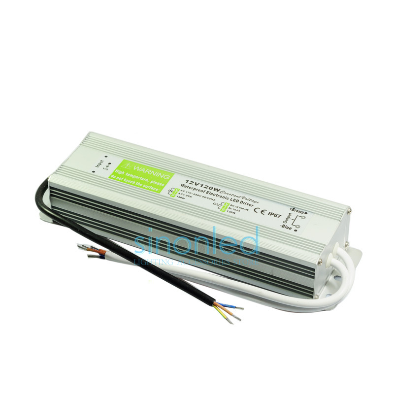 WARFORD DC 12V 120W waterproof led driver transformer swiching power supply for led strip AC 85-265V power supply module driver for led ac 85 265v page 4 page 4