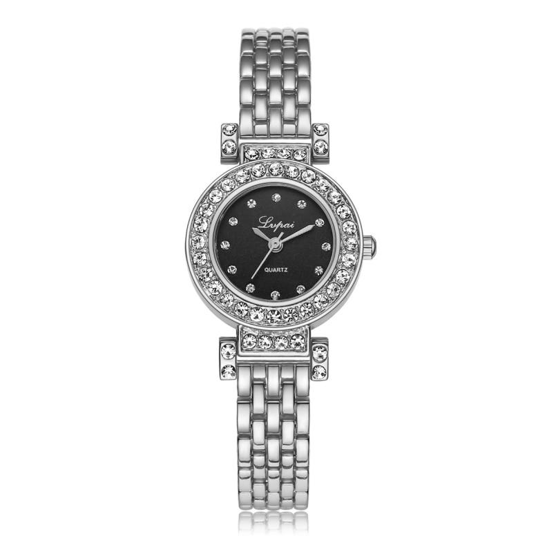 Excellent Quality Luxury Watch Women Quartz-Watch Fashion Reloj Mujer Ladies Watches Women Waterproof Relogio Masculino