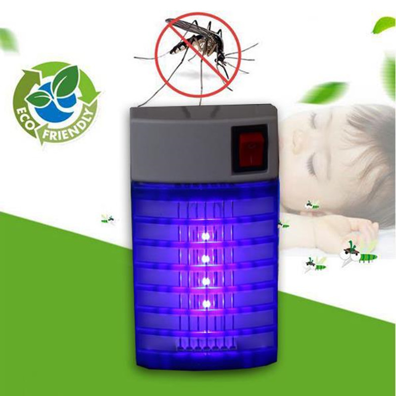 1W 110V 220V LED Electric mosquito killer lamp Mosquito Repellent Fly Bug  Insect Killer Trap. Popular Bug Killer Lamp Buy Cheap Bug Killer Lamp lots from China