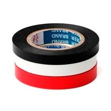 10 м(черный)/20 м(красный, белый) теннисная ракетка для бадминтона, сквоша ручка овергрип соединение уплотнение стикер ленты