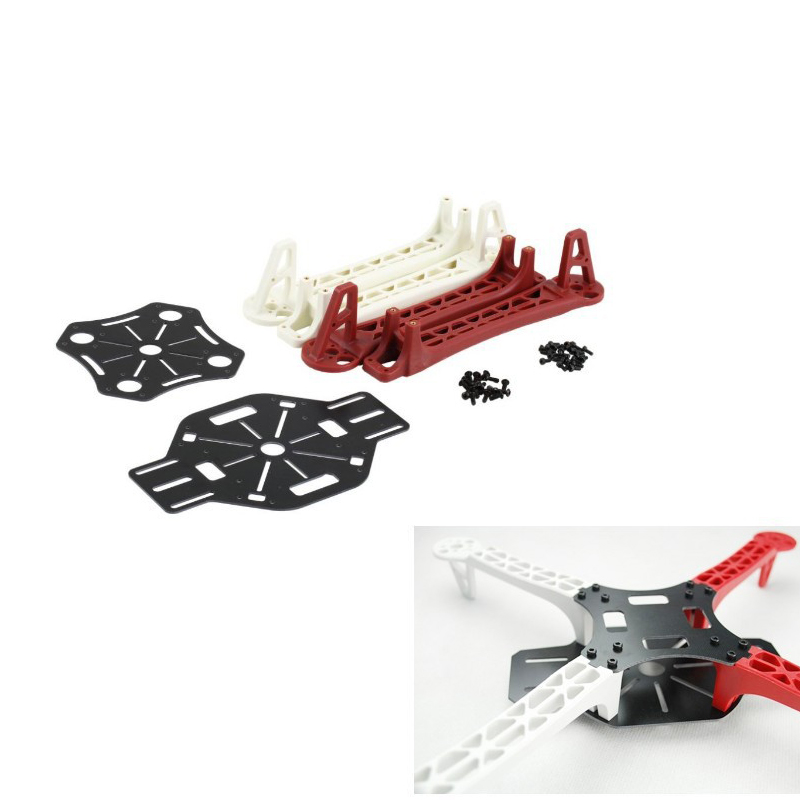 Free shipping+New F450 Multi-rotor Quad Copter Airframe Multicopter Frame  wholesale dropshipping 100a multicopter multi quad copter power battery to 16 esc connection board