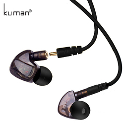 Kuman Bluetooth Headsets Sport Earphone with Microphone In Ear Wireless Headset For Samsung Xiao Huawei Phone Gaming YL-HS1