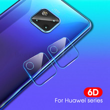 Back Camera Lens Tempered Glass For Huawei Mate 20X 20 Pro 10 Lite For Honor 8X P Smart Plus Lens Film For Nova 2S 2i 3 3e Glass(China)