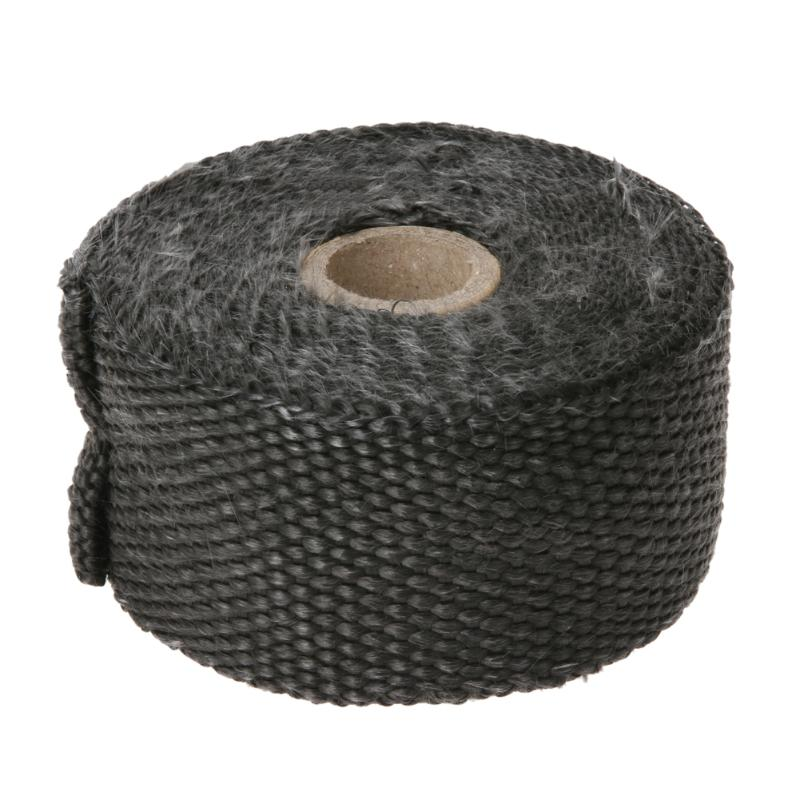 Exhaust Pipe Heater Heat Insulation Wrap Cloth High Temperature Anti-scalding