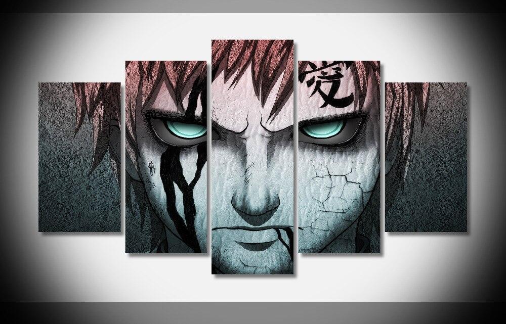 Achetez en gros acrylique peintures galerie en ligne des for Decoration murale naruto