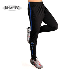 BHWYFC Sweatpants For Men Kids Women 2017 Soccer Training Pants pockets Fitness Workout Trousers Jogger Male Running pants