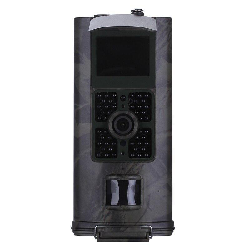 Caméras de chasse en plein air moniteur de réseau de chasse étanche caméra de nuit de Vision de HC-700A en plein air