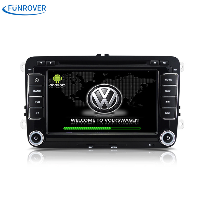 Polo5 Polo Hatchback 5 Door 5th Generation Polo: Car Radio 2din VW Car Play GPS PC Navigation For VW GOLF