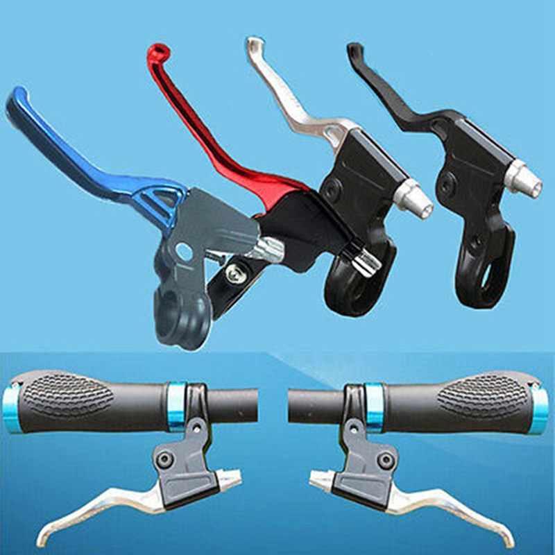 Brake Levers Set Handle Alloy Lever For Mountain Bike MTB Bicycle Lightweight