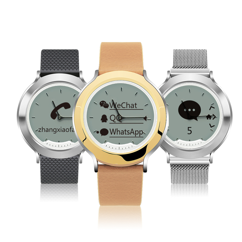 New fashion holographic displaying waterproof watch wirst band detachable smart watches for iPhone X iPhone 8