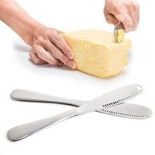 Лучший маслонамазыватель из нержавеющей стали-легко распределить холодное жесткое масло кухонные инструменты аксессуары для кухни экологичные