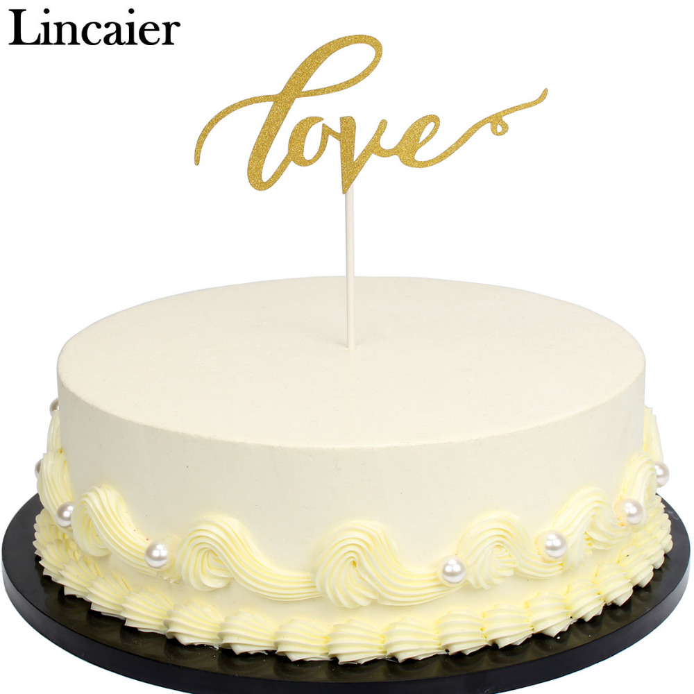 wedding cake supplies wholesale lincaier golden silver wedding cake topper 8779