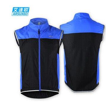 ARSUXEO տղամարդկանց հեծանվավազք Vest MTB - Հեծանվավազք - Լուսանկար 3