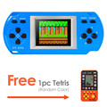 2.2 Inch Game Handheld New LCD Color Screen Built-in 300 Retro Games Console High Quality for Kids Educational Toy