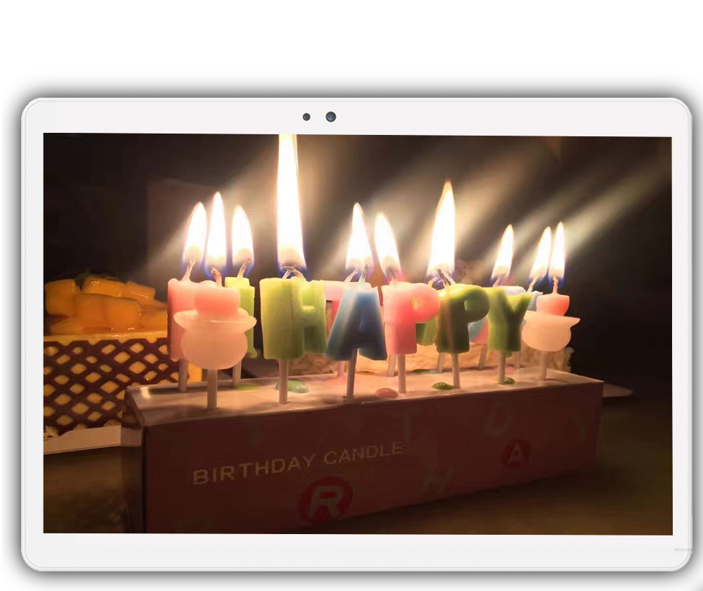 Envío Gratis 2018 Android Octa Core 3G/4G LTE Tablet pc 4 GB RAM 64 GB ROM 1920*1200 cámaras duales Android 8,0 tabletas de 10,1 pulgadas