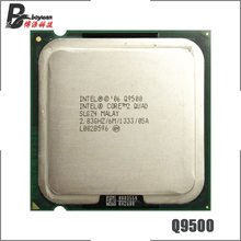 Intel Core 2 Quad Q9500 2,83 GHz Quad-Core CPU procesador M 95W 1333 LGA 775