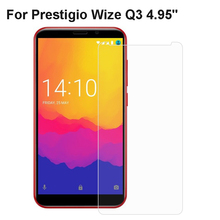 Prestigio Wize Q3 Tempered Glass Protective Film For Prestigio Wize Q3 Glass Phone Screen Protector Mobile Phone Film цены онлайн