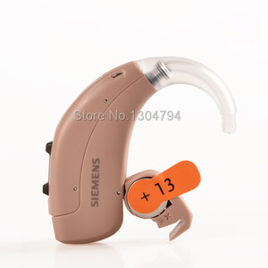 Image 3 - 2019New !6 Channels Siemens FUN P Hearing Aid Ear care  Aids for the Elderly Mini  BTE Sound Amplifier update for 12p 23p LOTUS