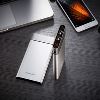 Teclast 10000 MAh Power Bank Micro USB Dual Input Smart LED Display Usb Charger For IPhone