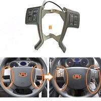 Geely Emgrand 7 EC7 EC715 EC718 EC7 RV Multi Function Remote Steering Wheel Buttons CD Audio