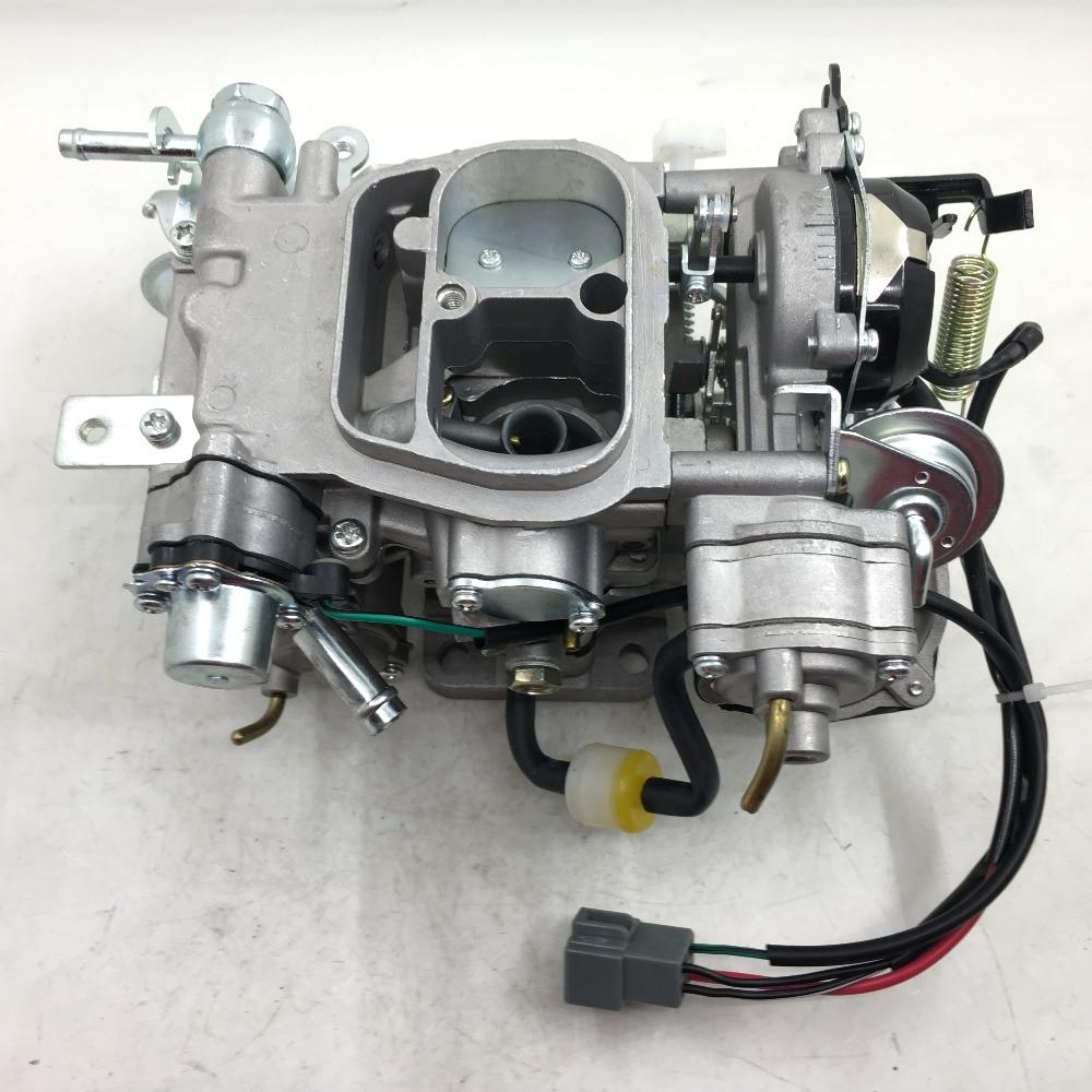 SherryBerg carburettor carb carburetor 21100 75020 21100 75021 for Toyota 1RZ engine 4Y Hiace 1993 1994 1995 1996 1997 1998 new