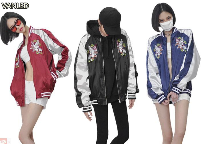 Aliexpress.com : Buy Japan Souvenir Jackets Harajuku 2017 Punk ...