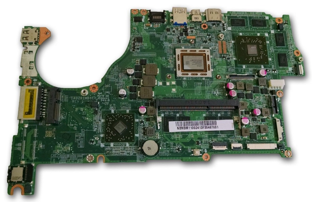 For font b Acer b font Aspire V5 552G V5 552PG laptop Motherboard w AMD 8550G