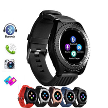 Bluetooth Smart Watch Men Z3 Android Call Watches with Sim Card TF Camera Smart Band Wristband Sport Smartwatch Fitness Tracker