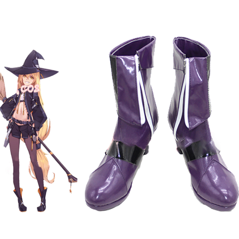 Toho Project TouHou Project Izayoi Sakuya Boots Anime Game Halloween Christmas image