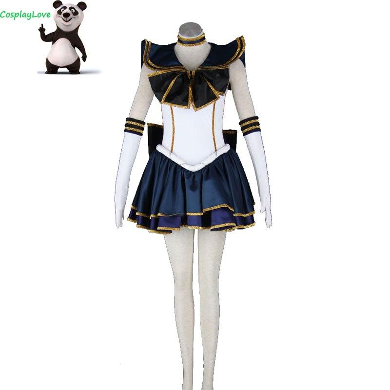 Preto nenhuma marca meninas nishikino maki cosplay
