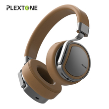 PLEXTONE BT270 bluetooth headset  wireless headphones MP3 music sports stereo headphones with microphone for voice headphones zoweetek h01a bluetooth headphones wireless stereo bass headset over ear headphone with microphone for xiaomi huawei mp3 music