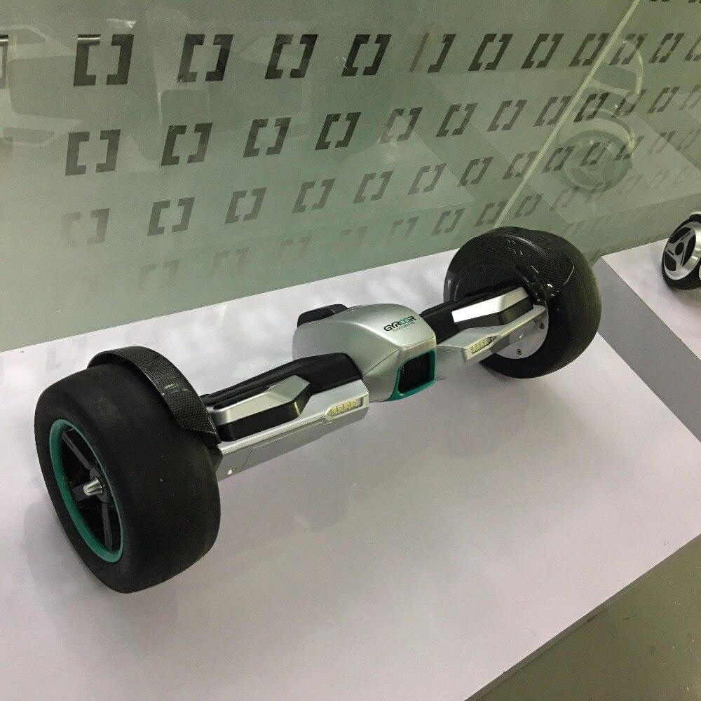 Bien Conçu hors route 2 roue hoverboard personnalisé enfants hoverboard 12-15 km/h pour vente avec batterie amovible