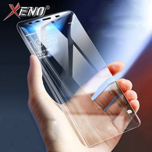 Screen Protector For samsung galaxy S8 S9 S10 Plus/Lite SE Film Screen Protector samsung note 9 8 10 Pro cover Protective film protective clear arm screen guard film for samsung galaxy note 10 1 2014 edition p600 3 pcs