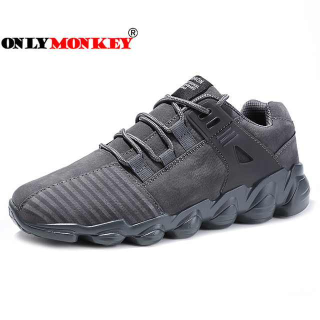 Hot Selling Fashion Casual Shoes for Men Comfortable Shoes Spring Autumn Durable Black Yellow Casual Male Shoes Plus Size