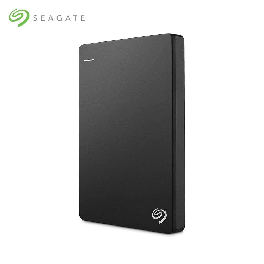 Sauvegarde Seagate Plus lecteur Portable mince 2 to USB type-a 3.0 (3.1 Gen 1) 2.5 pouces disque dur externe PC variable NTFS disque noir