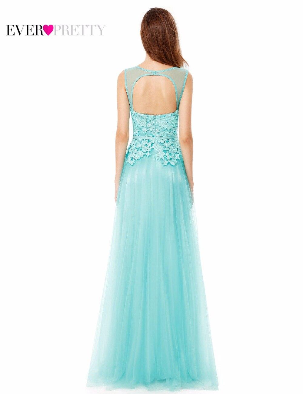 Women\'s Elegant Party Dresses Ever Pretty EP08915 Round Neck ...
