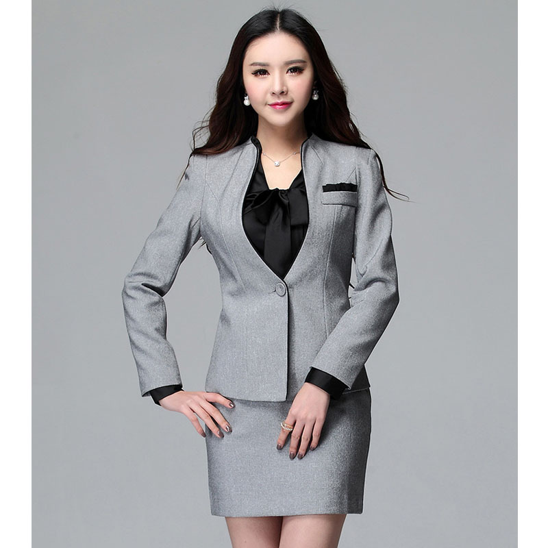 Womens Suit Skirt - Skirts