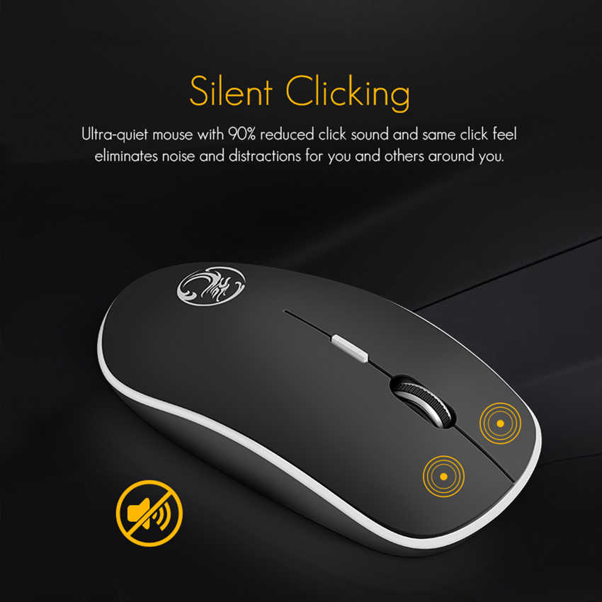 87d887e914b ... Silent Wireless Mouse 2.4 ghz Computer Mouse Mini Mause Wireless  Ergonomic Mice Noiseless Button USB Mouse ...