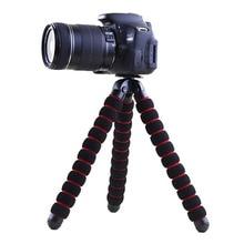 Осьминог штатив Гибкий мини большой размеры портативный дорожный треножник для камеры подставка для мобильного телефона Canon Nikon sony Dslr камера