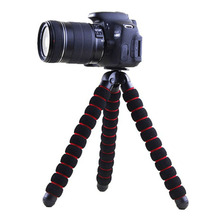 Octopus Tripod Flexible Mini Large Size Tripod Portable Travel Camera Tripod Stand for Mob