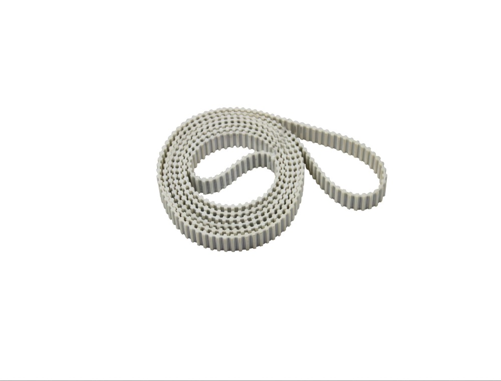 25mm width AT5 double teeth timing belt closed loop cheap price 15mm width t5 steel core endless timing belt closed loop pu belt