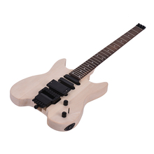Buy diy guitar kit and get free shipping on aliexpress ammoon unfinished diy electric guitar kit basswood body rosewood fingerboard maple solutioingenieria Image collections