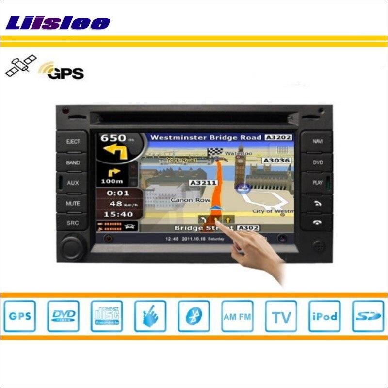 Liislee Car DVD Player GPS Nav Navi Navigation For Holden Viva JF Radio Stereo CD TV iPod Bluetooth HD Screen Multimedia System