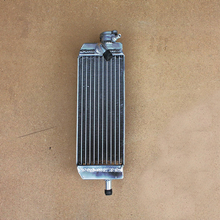 ALUMINUM RADIATOR For SUZUKI RM85 RM85L RM85K2 RM85LK3 2-Stroke 85CC 2002-2009 motorcycle replacement part engine cooling parts