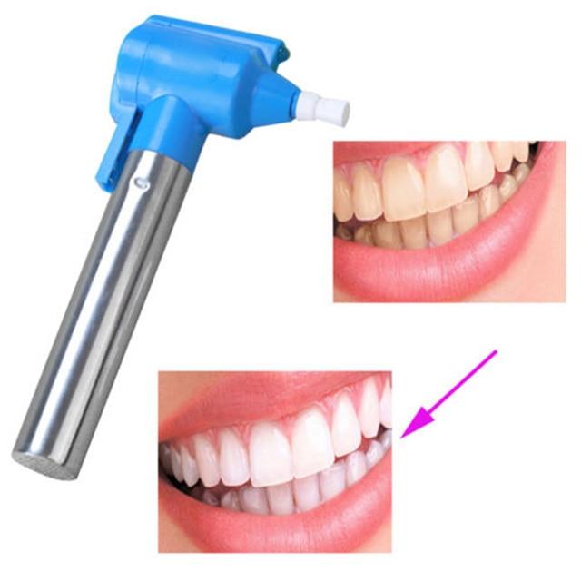 Clareador Dental Dente Teeth Whitening Branqueador Burnisher Polidor